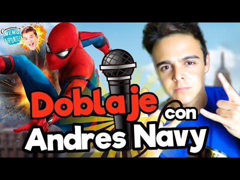 FANDUB (Doblaje Spider-Man) con Andres Navy / Memo Aponte