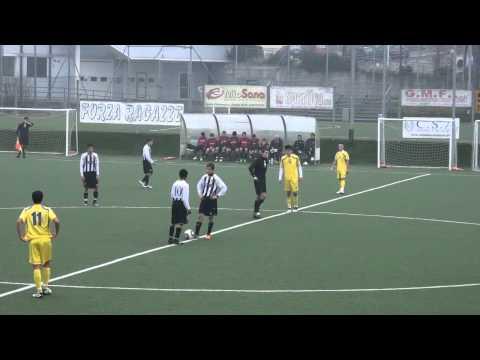 san marino ascoli  risul .1-3 campionato 2011/2012 allievi B.mp4