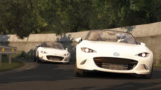 Intense Touge Battle on Usui! Battle Stage Highlight! - Assetto Corsa