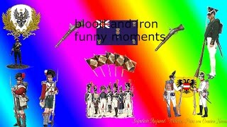 blood and iron roblox funny moments get the fuck out off me