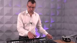 Denon dj mcx8000 talkthrough video