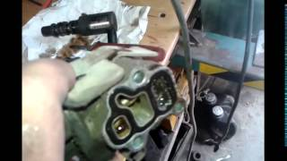 Honda CR_V 2002. Замена цепи ГРМ. Ошибка датчика распредвала.(, 2015-08-09T18:43:09.000Z)