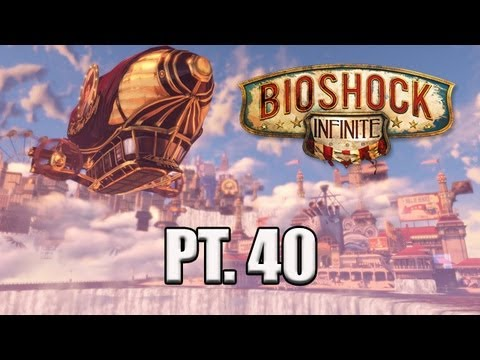 Bioshock: Infinite Playthrough - Pt. 40 'Siren Boss Battle'  