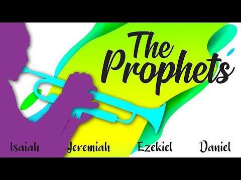 Common Ground / Prophets Series 5 / 8-1-21