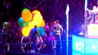 "Katy Perry ""Birthday"" Live Verizon Center DC. 6/25/14"