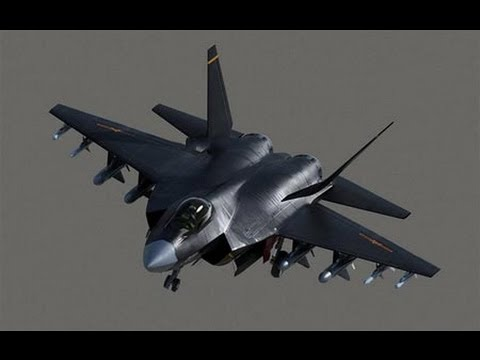 F 35 Stealth Fighter Jets China to match U.S. as nations with two stealth fighter jets - YouTube