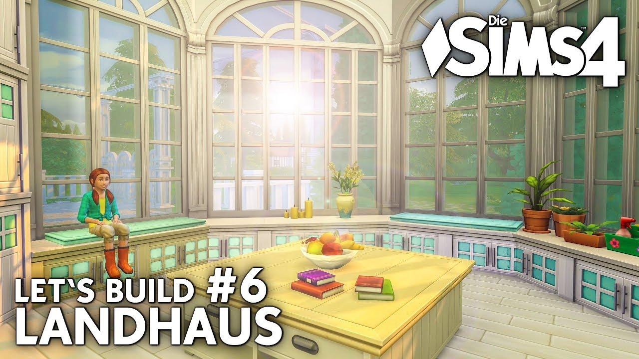 Die Sims 4 Haus Bauen