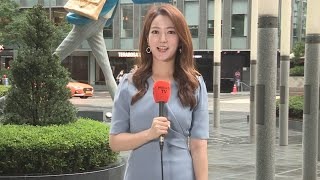 [날씨] 차츰 비 그쳐…낮 동안 선선, 서울 24도 / 연합뉴스TV (YonhapnewsTV)