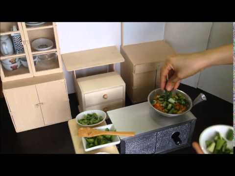 miniature-food-cooking:-ep.5-tiny-pinakbet-/-vegetable-stew-with-shrimp-paste-(-mini-food)-野菜のシチュー