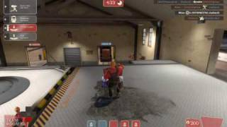 TEAM ROOMBA PRESENTS: More Team Fortress 2 Griefing