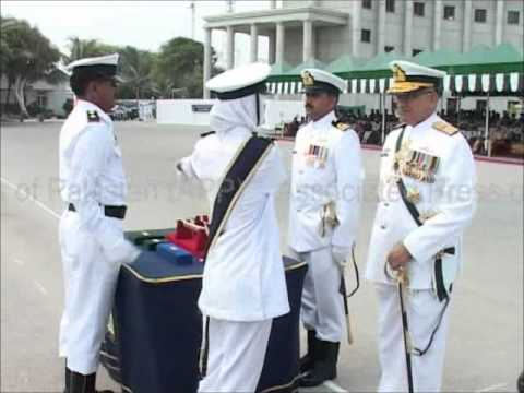 95th Midshipmen commissioning & SSC passing out parade