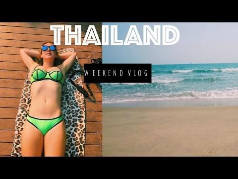 WEEKEND IN THAILAND // Vlog #1