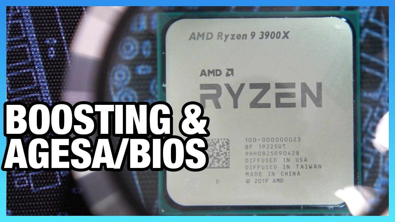 Ryzen Boost Clocks vs  BIOS: AMD AGESA 1002 vs  1003a/b Differences