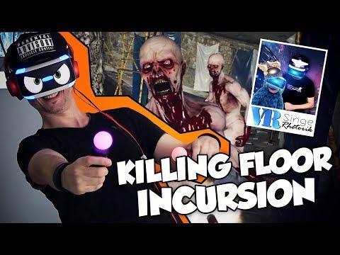 DUO DE CHOC ! feat. VR Singe (Killing Floor Incursion) [PSVR]
