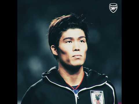Welcome to Arsenal, Takehiro Tomiyasu 🇯🇵