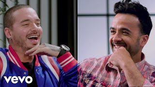 J Balvin And Luis Fonsi Talk Remixes... @ www.OfficialVideos.Net