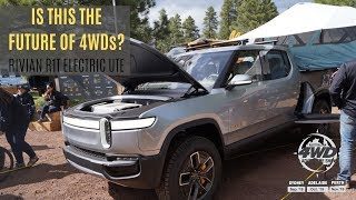 Rivian Electric 4WD - Is this the future?