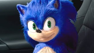 Sonic Movie Official Redesign