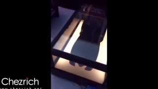Invisible Display Coffee Table