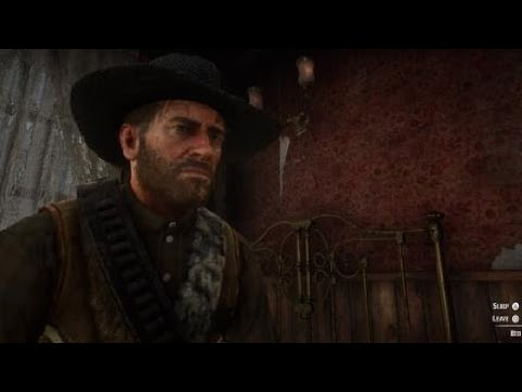Red Dead Redemption 2 Part 218 The Upper Montana River