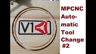 MPCNC Automatic Tool Changer