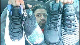 UNRELEASED HEAT!!!! WILL THESE JORDANS, LEBRONS, OR KYRIE HIT THE NIKE OUTLET!?