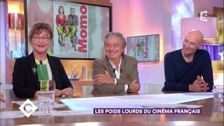 Clavier - Frot : les poids lourds du cinéma français - C à Vous - 22/12/2017
