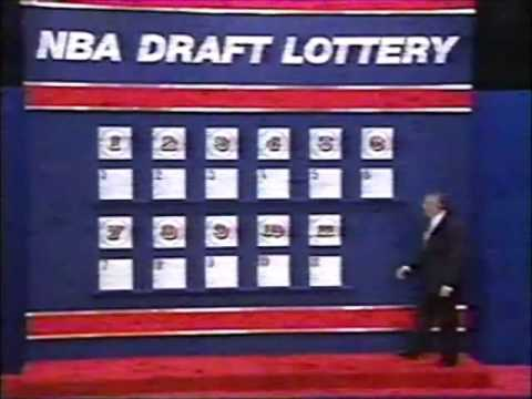1994 NBA Draft Lottery