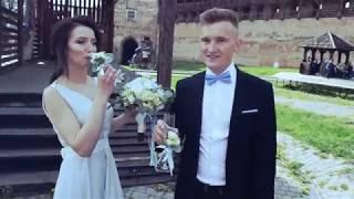 Весілля Дмитра та Дарини у замку Любарта, Луцьк!