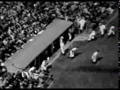 Baseball World Series 1940 Youtube