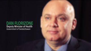 Ivey Global Health Conference 2012 -- Interview with Deputy Minister Dan Florizone