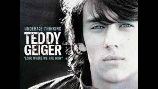 Watch Teddy Geiger Thinking Underage video