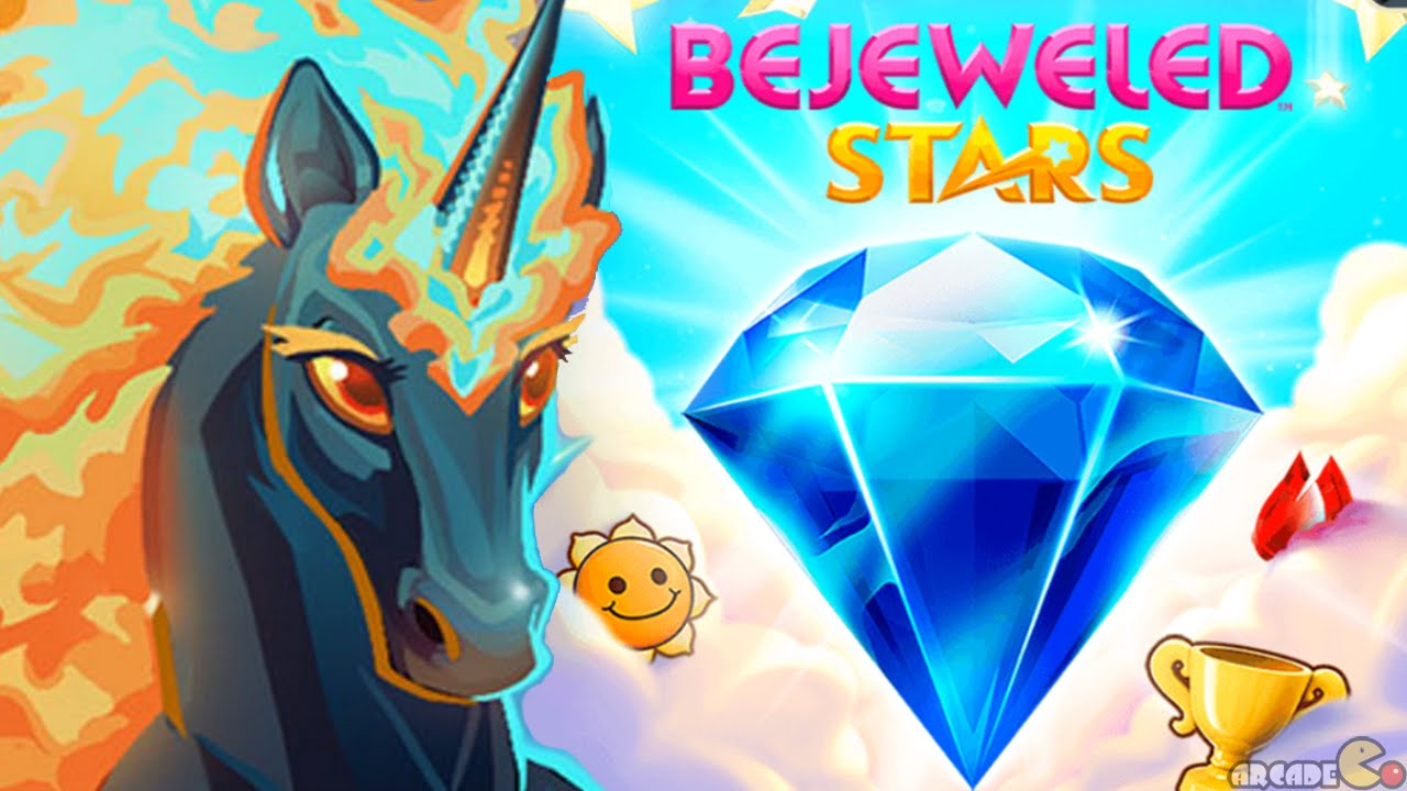 Bejeweled Stars - All New Bejeweled Unlocked Blue Charm Chest!