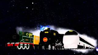 MMD Galaxy Express 999 MMD銀河鉄道999