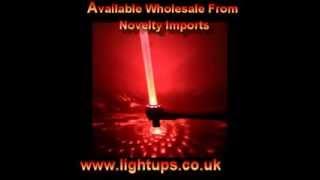 LED UFO Cosmic Ball Sword