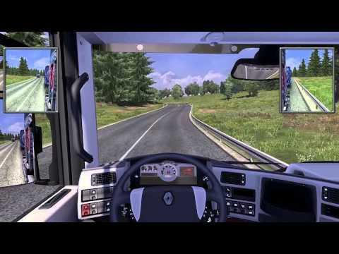 Euro Truck Simulator 2 - Delivering heavy metals from Bratislava to Brno