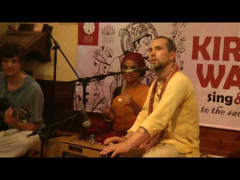 HG Hari-kirtan prabhu Kirtan   Holy Name Festival (Day1)