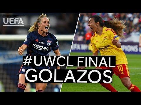 HENRY, MARTA: GREAT #UWCL Final GOALS!!