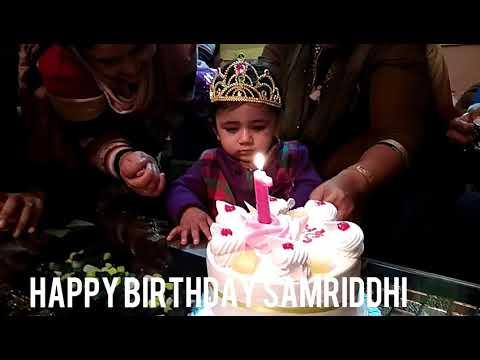 Happy Birthday Song Happy Birthday Samriddhi