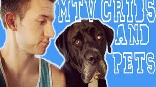 MTV CRIBS & PETS WITH RICKY DILLON