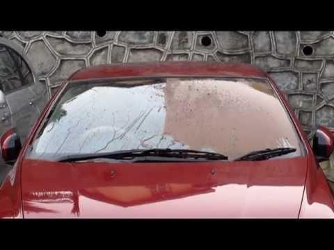 Nanoman - Nanotechnology enabled windscreen coating