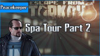 Spa Tour Part 2 - Peacekeeper Task - Escape from Tarkov Questing Guide EFT