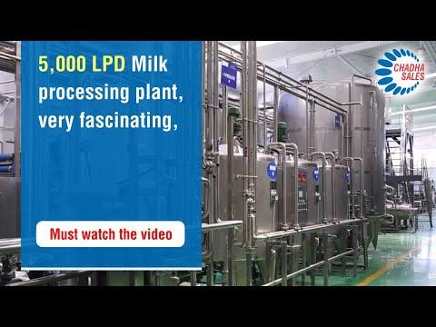 Installation & Training Of Mini Dairy At Shree Cow Shala
