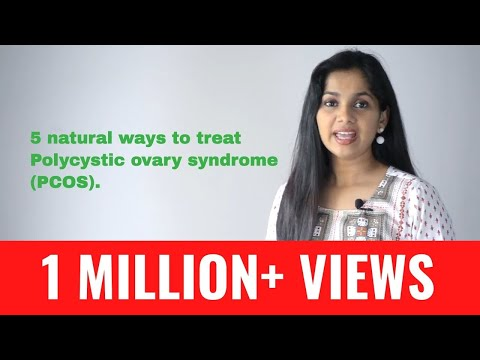 5 natural ways to treat Polycystic ovary syndrome (PCOS) | D