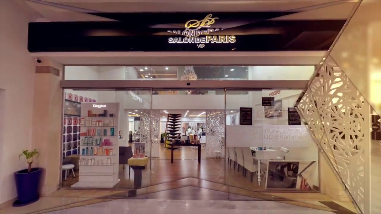 salon de paris menara mall youtube. Black Bedroom Furniture Sets. Home Design Ideas