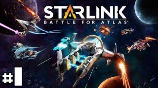 Starlink Battle For Atlas | Let's Play #1 [FR]