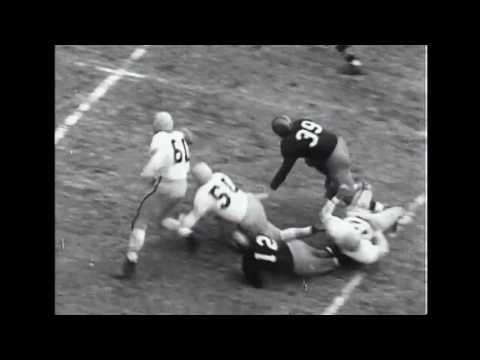 Fran Rogel and the 1952 Pittsburgh Steelers