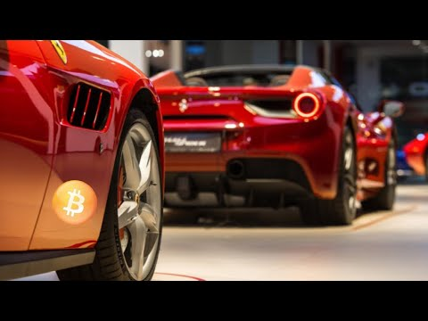 Japanese luxury car dealer lets you buy with Bitcoin!