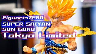 BANDAI Figuarts ZERO SUPER SAIYAN SON GOKU Tokyo Limited