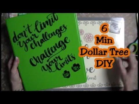 6 Min Dollar Tree DIY